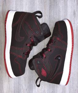 Nike Air Jordan Retro 1 Mid Fearless Toddler Size 7C (CU6619-062)