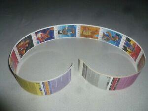 VINTAGE 1991 FLEER PRO VISIONS MICHAEL AIR JORDAN CARD SHEET STRIP RARE UNCUT 2X