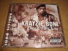 KRAYZIE BONE - Thug On Da Line  (BONE THUGS-N-HARMONY)