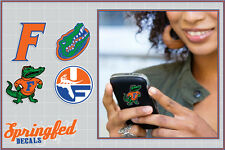 FLORIDA GATORS VINYL DECALS COMBO 4 PACK #2 UF Car Truck iPhone Stickers Albert