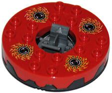 LEGO ® NINJAGO SPINNER ø47.79 Gen 2 no 4 da 9567 spinnjitzu 98354 NUOVO