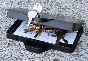 Small Lockable STORAGE COMPARTMENT for Cruisers & Standards