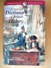 *NEU* The Wordsworth Dictionary of British History Geschichte England Nachschlag