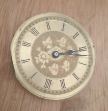 Vintage unsigned swiss pocket watch movement 1