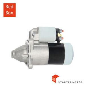 Starter Motor Fits Mazda 323 1.6 626 929 E1800 1.8 E2000 2 MX5 Petrol 12V 10TH