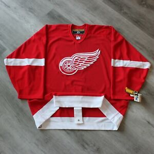 Authentic Detroit Red Wings 56 KOHO Jersey 2003 New
