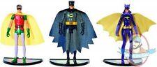 Batman Classics 1966 TV Series Wave 1 Set of 3 Figures by Mattel