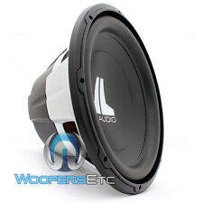 "JL AUDIO 15W0V3-4 15"" 1000W MAX SUB SINGLE 4-OHM SUBWOOFER PRO BASS SPEAKER NEW"