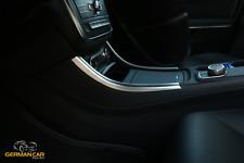 Für Mercedes A, CLA und GLA Chrom Rahmen Blende Mittelkonsole