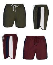 Mens Pierre Cardin Designer Summer Panelled Swim Shorts Swimwear Size M-XXL