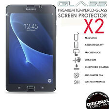 2X Fr Samsung Galaxy Tablet A 7 SM-T280, SM-T285,Tempered Glass Screen Protector