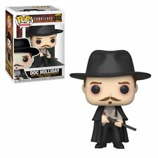 Tombstone Movie 1993 Doc Holliday Vinyl POP! Figure Toy #852 FUNKO NEW MIB