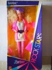 Vintage Barbie Rock Stars Mattel 1985