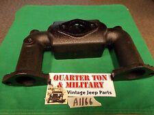 Jeep Willys MB GPW Cj2A Cj3A M38 134L intake manifold A1166
