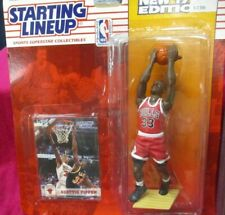 1994 STARTING LINEUP Scottie Pippen # 33 CHICAGO BULLS SLU NBA