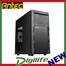 Antec VSK300 Elite Micro-ATX Mid-Tower Case - Black   ANT-CA-VSK3000-ELITE