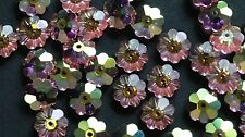 Swarovski  #3700 MARGARITA FLOWER Beads 8mm, Many Special Effect Colors!