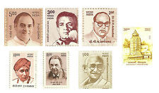 MODERN STAMPS FROM INDIA BRAND NEW IN MINT CONDITION