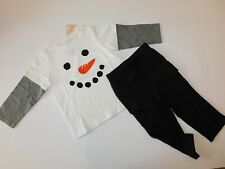 NWT First Impressions/Jumping Beans Baby Boy 2 Pc Set T-Shirt/Pants 18 Months