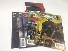 Crusades #2-11 (Vertigo/Seagle/Kelly Jones/1014386) comic set lot of 5