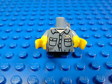 LEGO-MINIFIGURES SERIES [15] X 1 TORSO FOR THE JANITOR FROM SERIES 15 PARTS