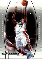 2006-07 Fleer Hot Prospects Cleveland Cavaliers Basketball Card #10 LeBron James