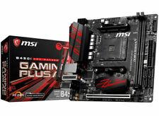 MSI B450I Gaming Plus AC, Socket AM4, AMD (7A40-004R) Motherboard