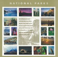 United States NATIONAL PARKS sheet #5080 year 2016