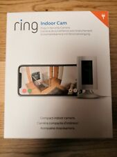 Ring Indoor Cam HD Security Camera - White