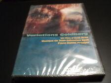 "DVD NEUF ""VARIATIONS GOLDBERG"" Axel ARNO / Jean-Sebastien BACH - Daniel PROPPER"