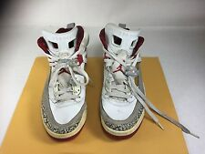 """2007 Nike Air Jordan Spiz-ike """"Fire Red"""" Rare size 10 - Online Release Only"""