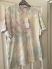Stella Mccartney Tie Dye Over Size T Shirt Size 34 Made In Italy