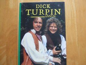 DICK TURPIN ANNUAL 1980 VINTAGE HARDBACK BOOK RICHARD O'SULLIVAN