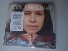 Natalie Merchant Paradise is There New Tigerlily 10,000 Maniacs CD & DVD 10000