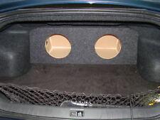 "ZEnclosures 2-10"" Subwoofer Sub Speaker Box for the 2009-2014 Nissan Maxima"