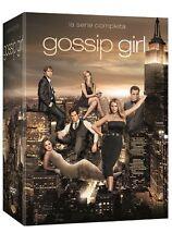 Pack Gossip Girl ESPAÑOL DVD CASTELLANO TEMPORADA 1 2 3 4 5 6 TEMPORADAS