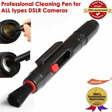 Lens Cleaning Pen System,Cleans all Camera Lenses,Telescopes,Binoculars,LCD etc