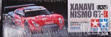 #22 XANAVI Nismo GT-R35 JTTC 1/24th Plastic Model Kit #24308 Tamiya NIB