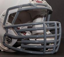 *CUSTOM* ARIZONA CARDINALS Riddell SPEED Football Helmet Facemask - GRAY