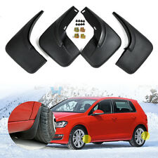 MUD FLAP FLAPS SPLASH GUARDS  FOR 2006 2007 2008 2009 10 VW JETTA MK5 A5 BORA