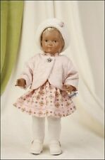 25cm Schildkrot german authentic replica doll Ursel