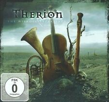 2 CD + DVD SET THERION THE MISKOLC EXPERIENCE BRAND NEW SEALED