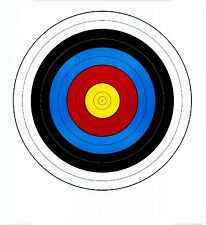 FITA Style Single/Three Spot (DS) Vegas Archery Targets - 17.5x19.5 - 43 Qty