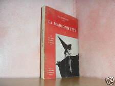 La Marionnette par Le Bolzer Lafaye Tournaire Marottes