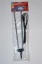 Panasonic Type Universal Rabbit Ear VHF TV Antenna with Coax Cable New