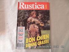 RUSTICA N°977 14 SEPT 1988 CHIEN DE CHASSE NAVET TAILLER LES THUYAS VOISIN   D66