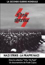 DVD La Seconde Guerre Mondiale - The Nazi Strike : La Frappe Nazie / Frank Capra
