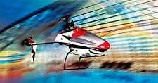 E-Flite BLH3200 Blade MSRX Complete RTF Flybarless RC Electric Helicopter !!