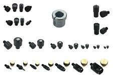 Einsatzwerkzeuge M6/M8 Gewinde für Druckknöpfe, Ösen, Hohlnieten, Lochpfeifen