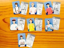 NCT DREAM PHOTO CARD ((06)) - figure Museum ver.1 - allof7-we young first love a